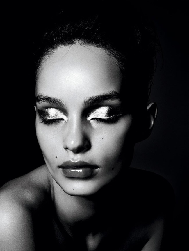 MADAME FIGARO MAGAZINE Luma Grothe by Eric Traore. Julie Gillet, October 2015, www.imageamplified.com, Image Amplified (1)