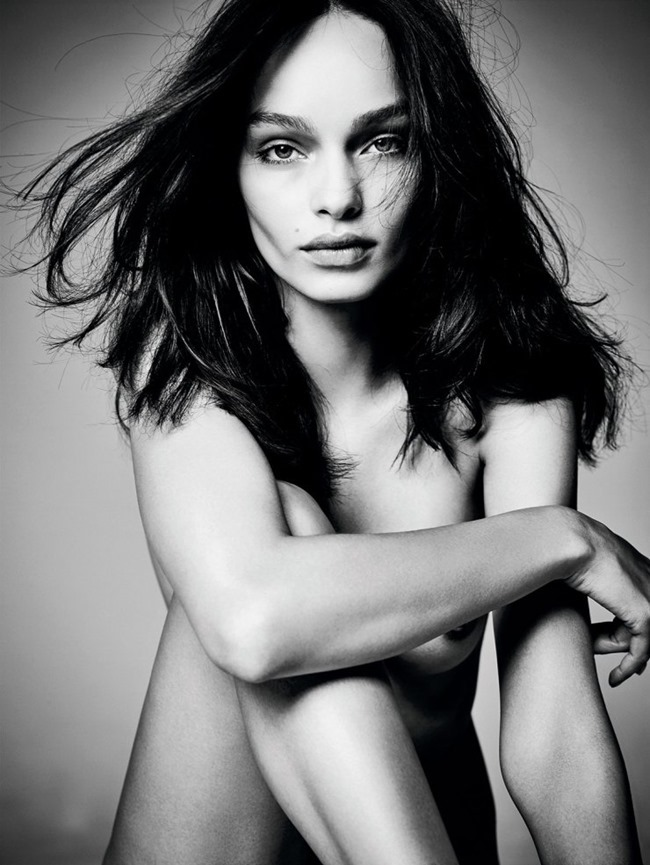 MADAME FIGARO MAGAZINE Luma Grothe by Eric Traore. Julie Gillet, October 2015, www.imageamplified.com, Image Amplified (4)