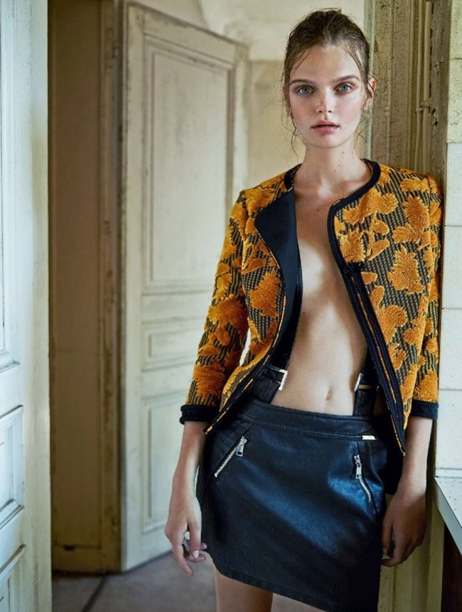 MARIE CLAIRE ITALIA Marthe Wigges by Marcin Tyszka. Belen Casadevall, November 2015, www.imageamplified.com, Image Amplified (15)