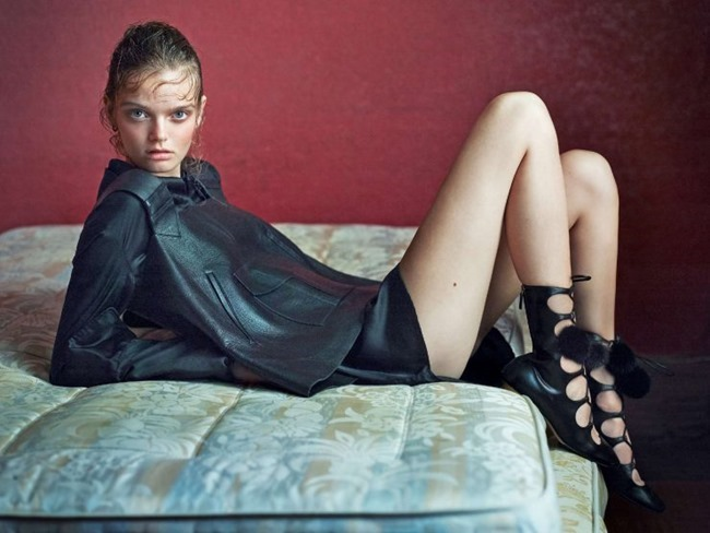 MARIE CLAIRE ITALIA Marthe Wigges by Marcin Tyszka. Belen Casadevall, November 2015, www.imageamplified.com, Image Amplified (1)