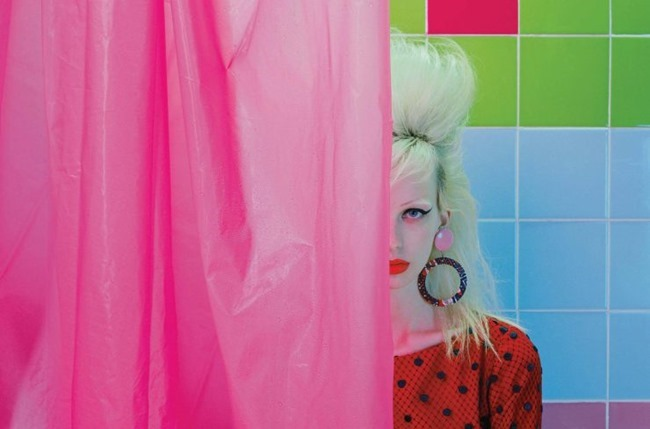 NUMERO MAGAZINE Lili Sumner by Miles Aldridge. Samuel Francois, November 2015, www.imageamplified.com, Image Amplified (4)