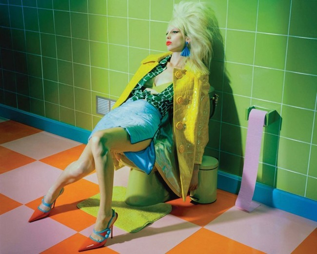 NUMERO MAGAZINE Lili Sumner by Miles Aldridge. Samuel Francois, November 2015, www.imageamplified.com, Image Amplified (6)