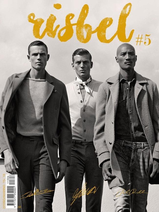 RISBEL MAGAZINE Paolo Roldan, Sebastian Sauve & Tom Barker by Leonardo Corredor, Fall 2015, www.imageamplified.com, Image Amplified (13)