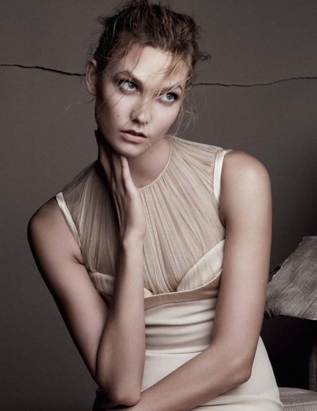 VOGUE UK Karlie Kloss by Patrick Demarchelier. Lucinda Chambers, December 2015, www.imageamplified.com, Image Amplified (1)