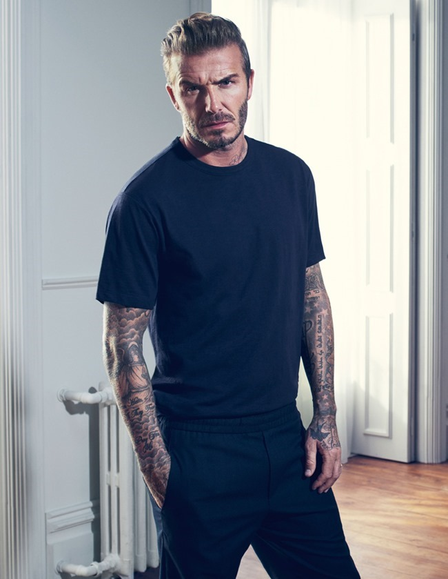 CAMPAIGN David Beckham for H&M Modern Essentials Spring 2016 by Mario Sorrenti. www.imageamplified.com, image Amplified (6)
