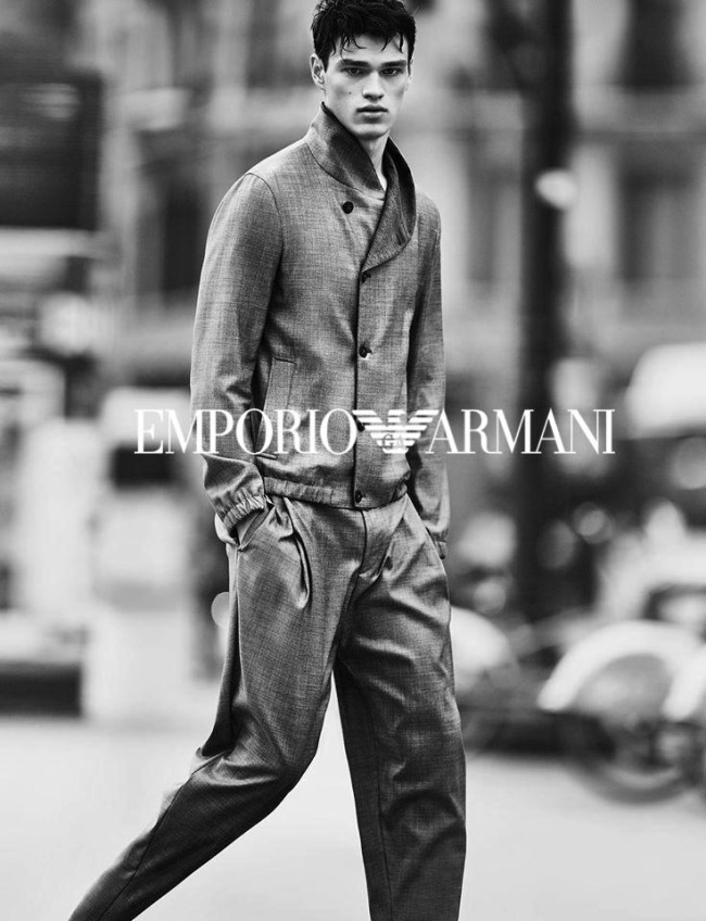 CAMPAIGN Filip Hrivnak for Emporio Armani Spring 2016 by Lachlan Bailey. www.imageamplified.com, Image Amplified (1)
