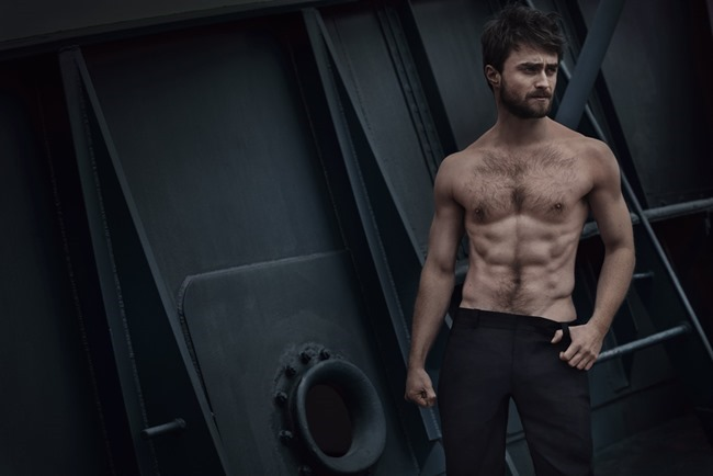 VANITY FAIR ITALIA Daniel Radcliffe by Charlie Gray. Spring 2016, www.imageamplified.com, Image amplified (3)
