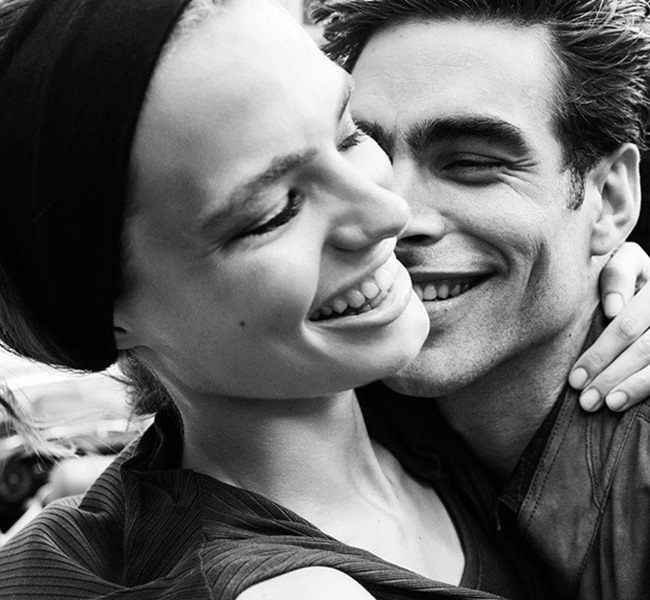 CAMPAIGN Jon Kortajarena & Anna Mila Guyenz for Massimo Dutti Spring 2016 by Mario Testino. www.imageamplified.com, Image Amplified (2)