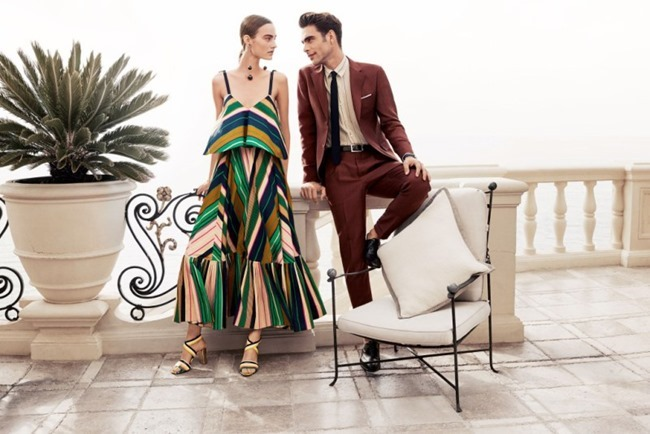 CAMPAIGN Jon Kortajarena for Salvatore Ferragamo Spring 2016 by Craig McDean. www.imageamplified.com, Image Amplified (2)
