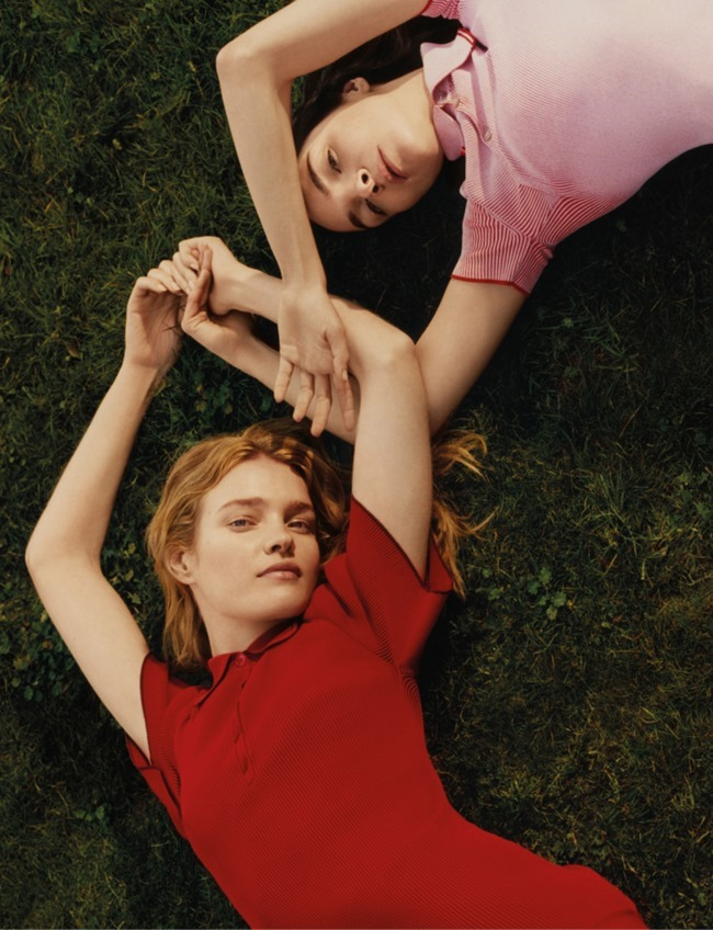 CAMPAIGN Mariacarla Boscono & Natalia Vodianova for Stella McCartney Spring 2016 by Harley Weir. www.imageamplified.com, Image Amplified (2)