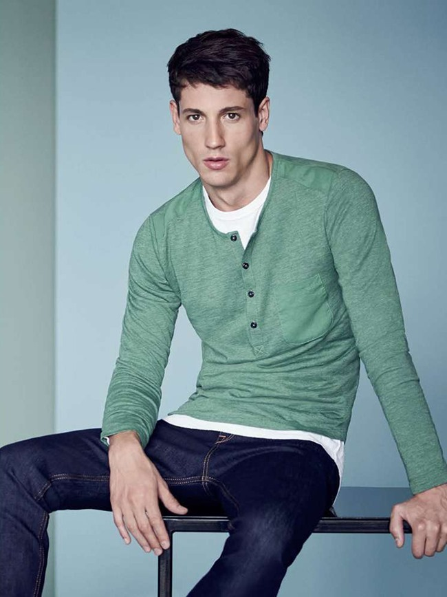 LOOKBOOK Nicolas Ripoll for H&M Pre-Spring 2016. www.imageamplified.com, Image Amplified (4)