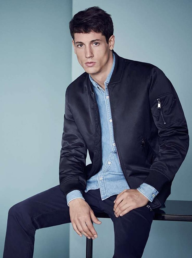 LOOKBOOK Nicolas Ripoll for H&M Pre-Spring 2016. www.imageamplified.com, Image Amplified (1)