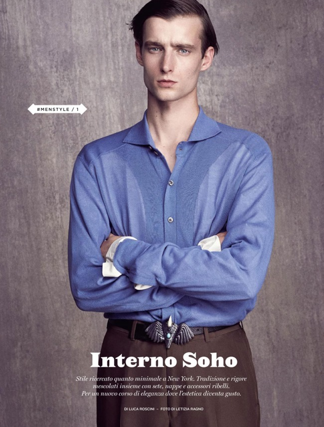 STYLE MAGAZINE Laurie Harding by Letizia Ragno. Luca Roscini, January 2016, www.imageamplified.com, Image Amplified (2)