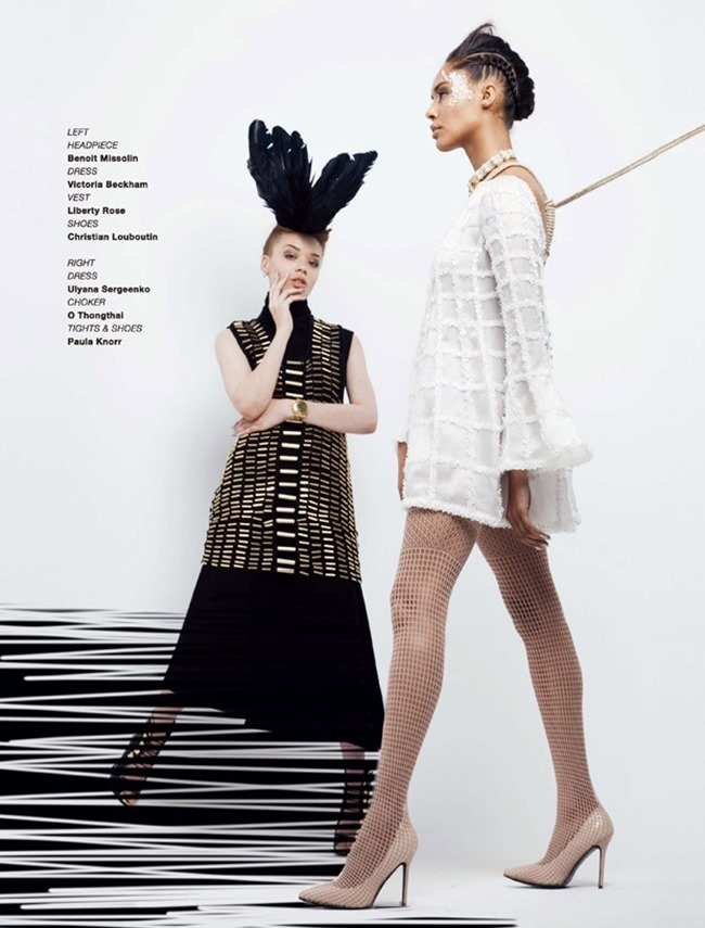 VISION CHINA Ronja & Lucy M by Diego Mariotta Mendez. Pia Jacqueline Chandra, Spring 2016, www.imageamplified.com, Image Amplified (2)