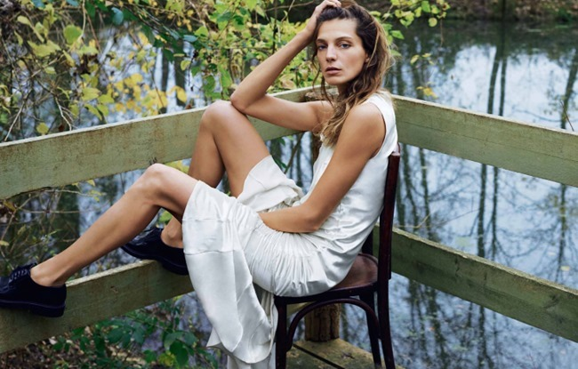 MARIE CLAIRE FRANCE Daria Werbowy by Vanmossevelde   N. Anne Sophie Thomas, March 2016, www.imageamplified.com, Image Amplified (14)