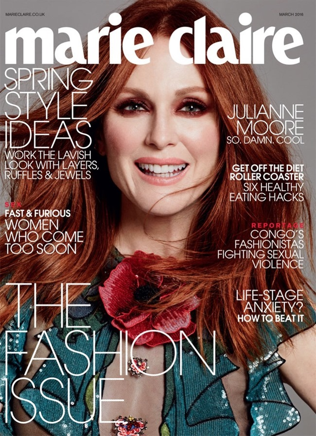 MARIE CLAIRE UK Julianne Moore by David Roemer. Jayne Pickering, March 2016, www.imageamplified.com, Image amplified (6)