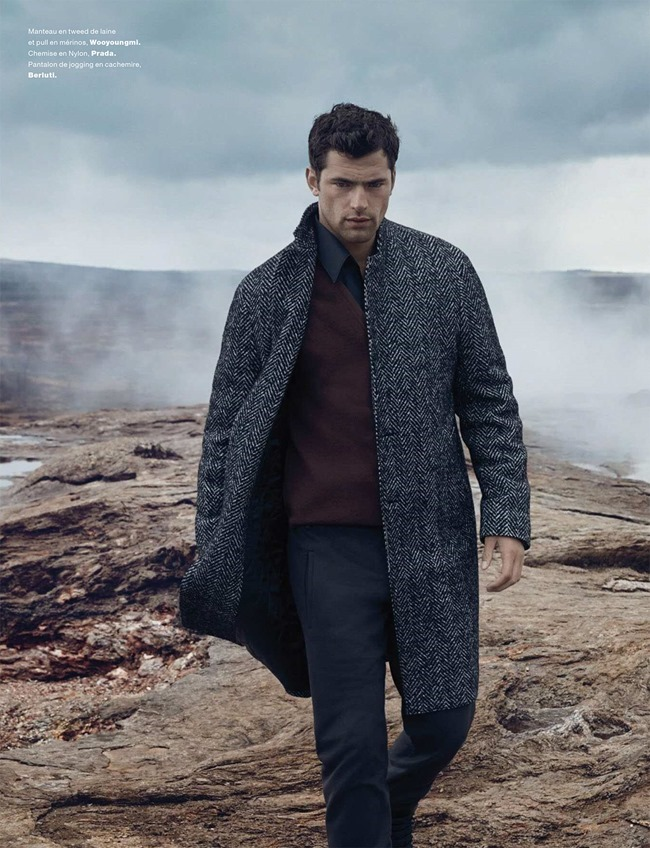 NUMERO HOMME Sean O'Pry by Jacob Sutton. Jean-Michel Clerc, www.imageamplified.com, Image Amplified (3)