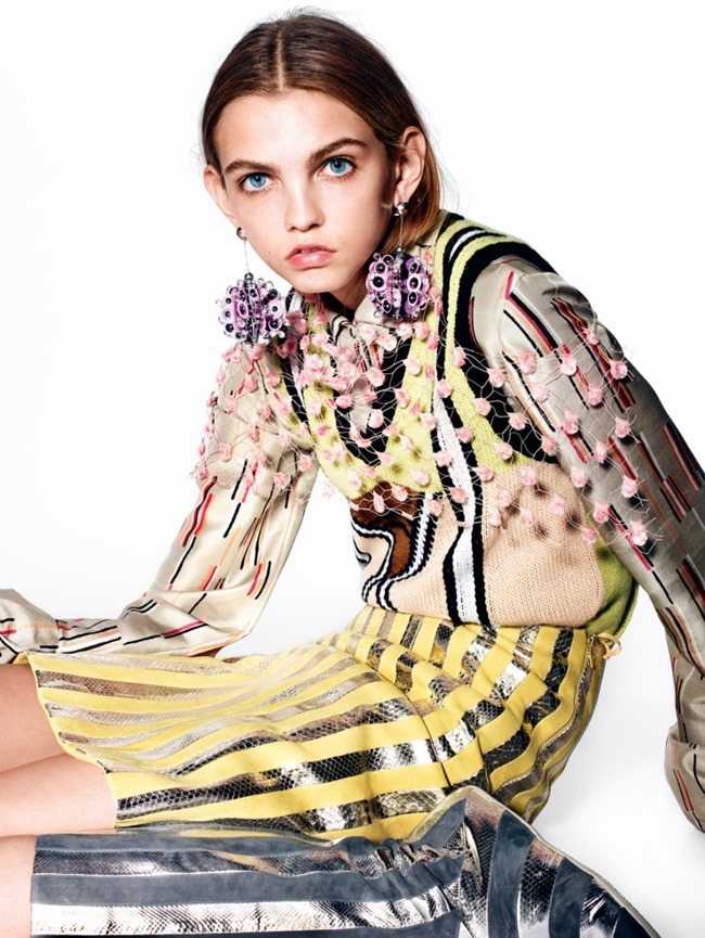 10 MAGAZINE Molly Bair by Richard Burbridge. Sophia Neophitou, Spring 2016, www.imageamplified.com, Image Amplified (9)
