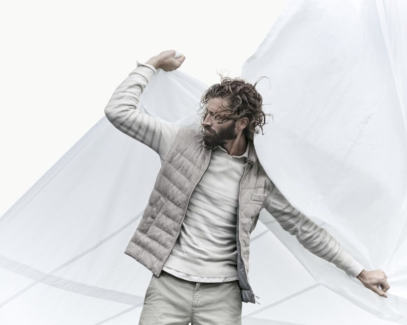 ... CAMPAIGN Rhys Pickering   Maximiliano Patane for Rhys Pickering for  Brunello Cucinelli Spring 2016. www 9482d4d25025