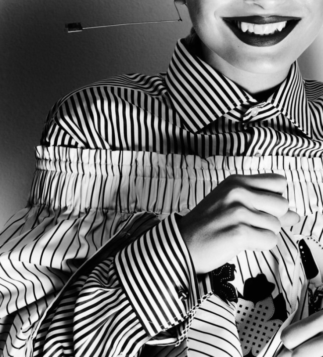 VOGUE ITALIA Grin by Mario Testino. Marie Chaix, February 2016, www.imageamplified.com, Image Amplified (13)