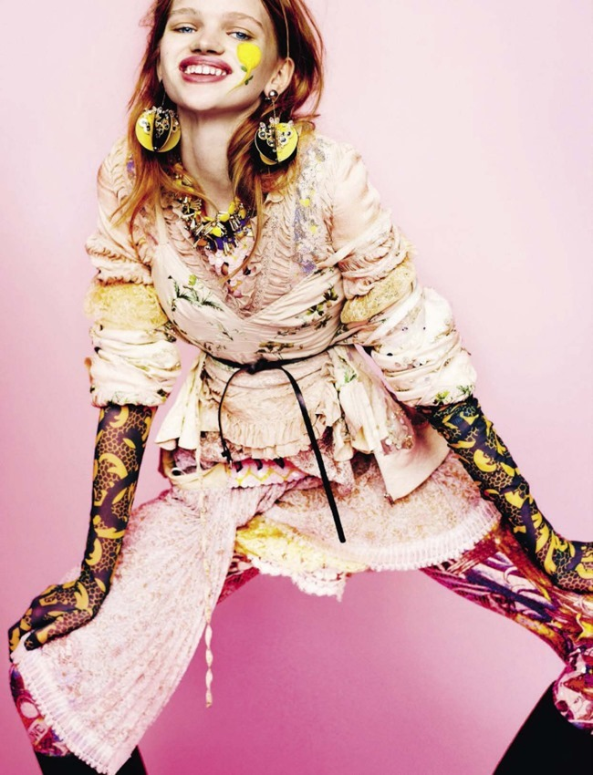 VOGUE ITALIA Stella Lucia by Mario Testino. Panos Yiapanis, February 2016, www.imageamplified.com, Image Amplified (3)