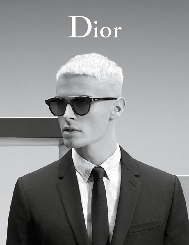 CAMPAIGN Baptiste Giabiconi for Dior Spring 2016 by Karl Lagerfeld. www.imageamplified.com, Image Amplified (8)
