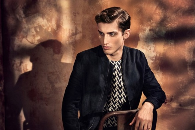 CAMPAIGN Charlie France for Gieves & Hawkes Spring 2016 by Vincent Peters. Paul Mather, www.imageamplified.com, image Amplified (4)