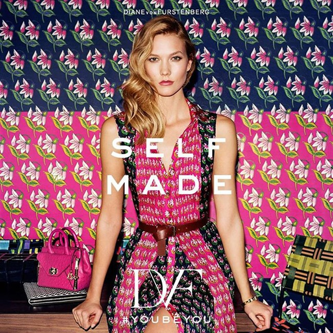 CAMPAIGN Karlie Kloss for Diane von Furstenberg Spring 2016 by Angelo Pennetta. Rudi Lewis, www.imageamplified.com, image Amplified (3)