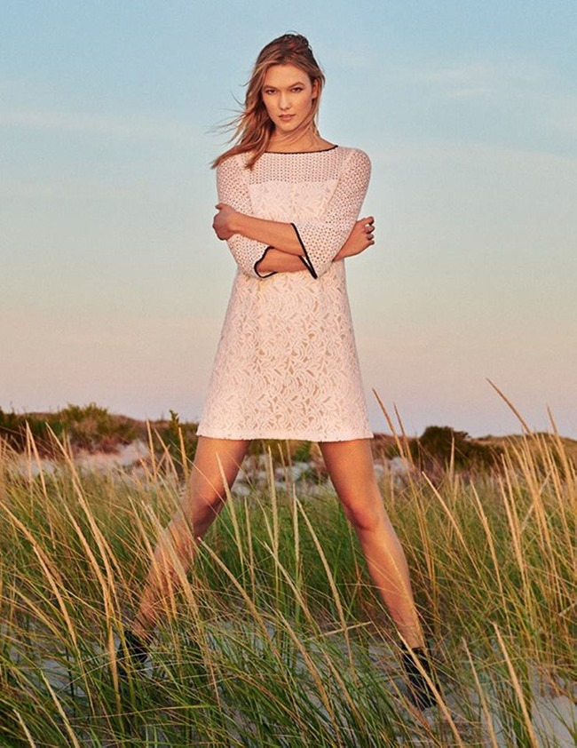 CAMPAIGN Karlie Kloss for Marella Spring 2016 by Ryan McGinley. www.imageamplified.com, Image amplified (4)