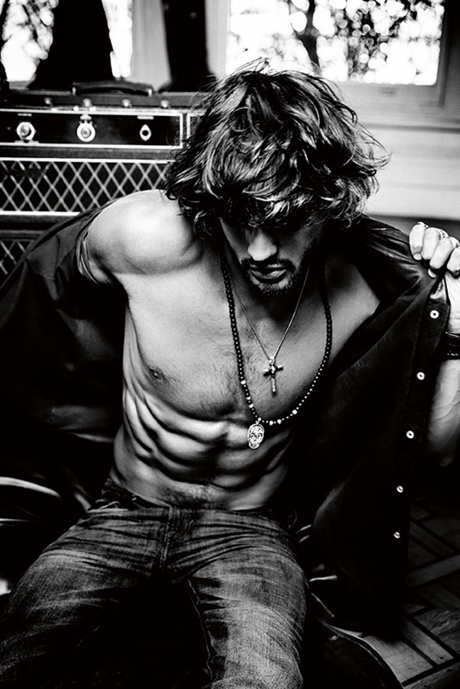 CAMPAIGN Marlon Teixeira & Georgia May Jagger for Thomas Sabo Spring 2016 by Ellen von Unwerth. www.imageamplified.com, image amplified (1)