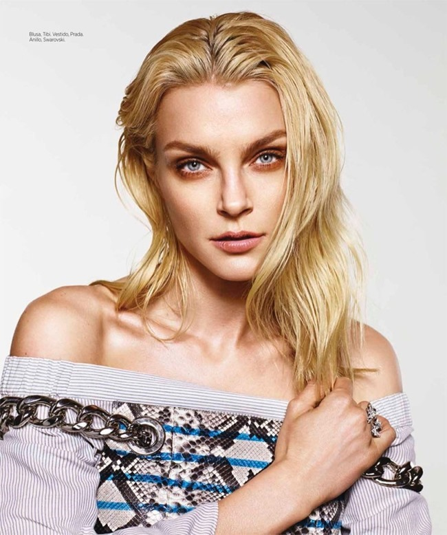 HARPER'S BAZAAR MEXICO Jessica Stam by Matallana. Anna Katsanis, February 2016, www.imageamplified.com, Image amplified (3)