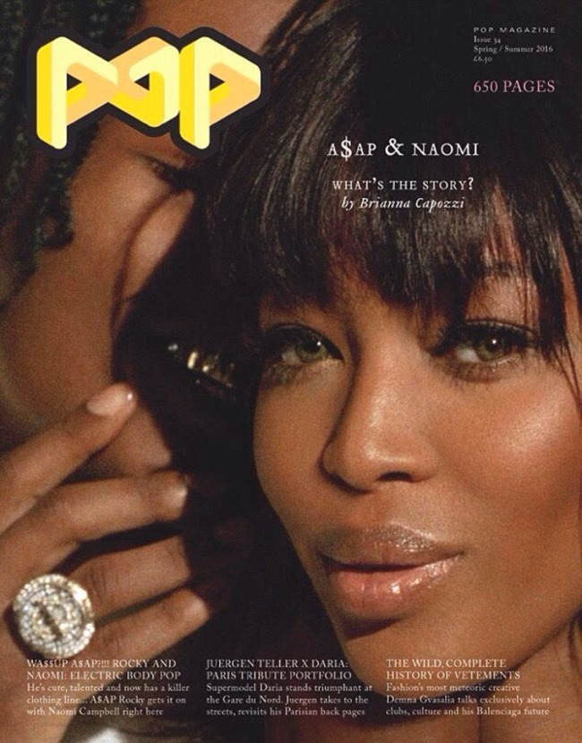 POP MAGAZINE Naomi Campbell & A$AP Rocky by Brianna Capozzi. Stevie Dance, Spring 2016, www.imageamplified.com, image amplified (10)