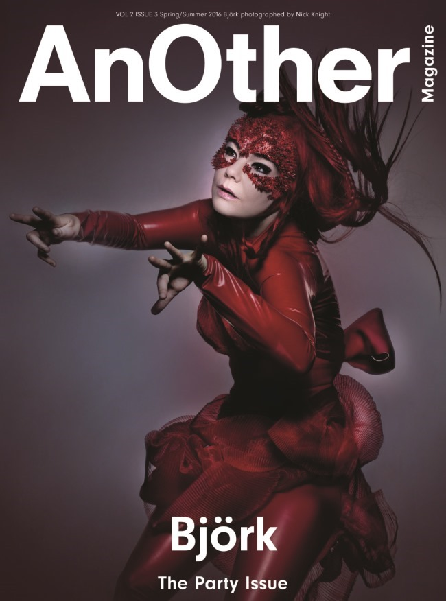 PREVIEW Bjork by Nick Knight. Katy England, Spring 2016, www.imageamplified.com, Image Amplified