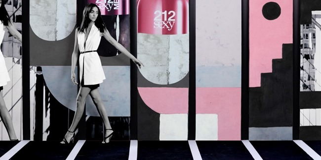 CAMPAIGN Neus Bermejo & Sebastian Sauve for Carolina Herrera 212 Pills 2016. www.imageamplified.com, Image Amplified (4)