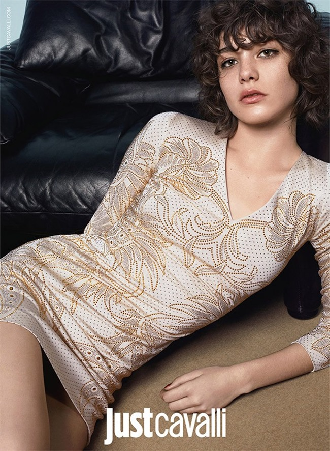 CAMPAIGN Steffy Argelich & Louis Bauvir for Just Cavalli Spring 2016 by Richard Bush. Sarah M Richardson, www.imageamplified.com, image Amplified (5)