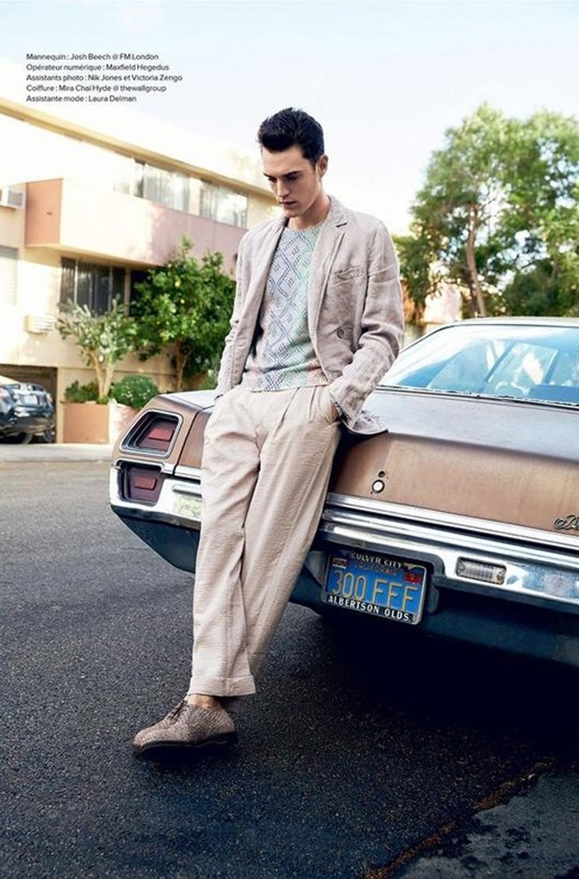 GQ FRANCE Josh Beech by Doug Inglish. James Sleaford, Spring 2016, www.imageamplified.com, Image Amplified (1)