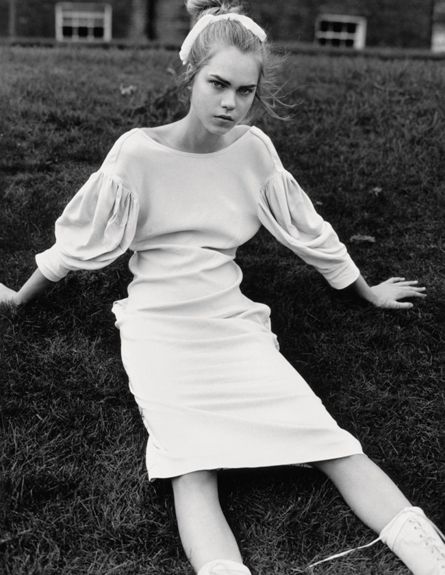 I-D MAGAZINE Ina Jensen & Line Brems by Matteo Montanari, Victorial Young, Spring 2016, www.imageamplified.com, Image Amplified (3)