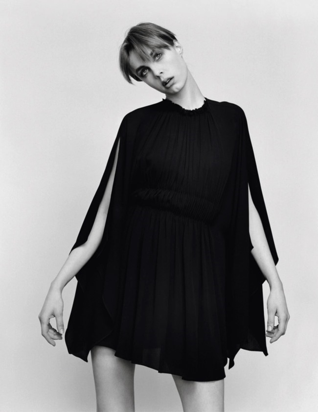 VOGUE PARIS Edie Campbell by Harley Weir. Jane How, March 2016, www.imageamplified.com, Image amplified (11)