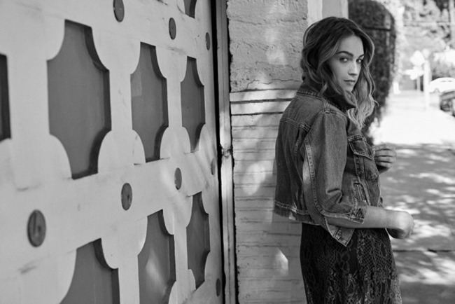 THE KNOW MAGAZINE Jamie Clayton by Eric Guillemain. Brian Fisher, Spring 2016, www.imageamplified.com, image Amplified (11)