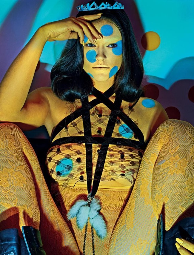 LOVE MAGAZINE Spotz by Steven Klein. Panos Yiapanis, Spring 2016, www.imageamplified.com, Image Amplified (13)