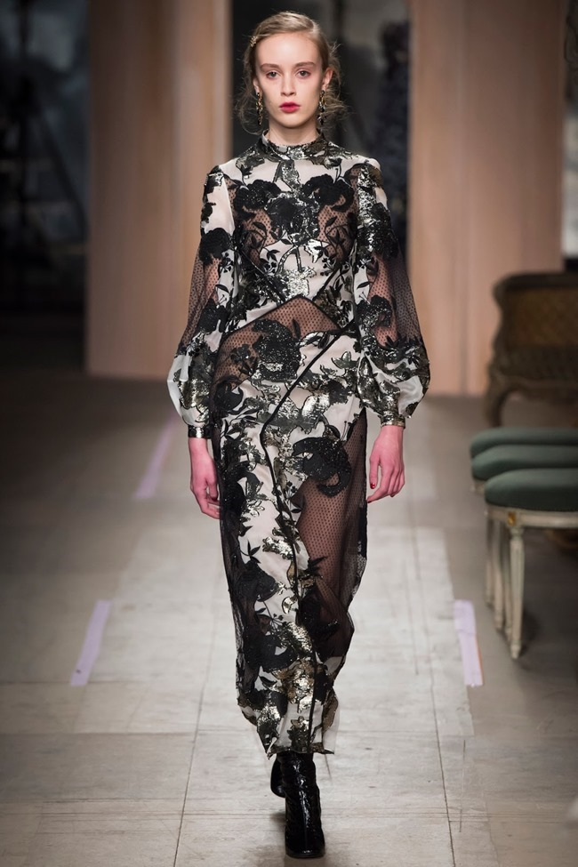 LONDON FASHION WEEK Erdem Fall 2016. www.imageamplified.com, Image Amplified (1)