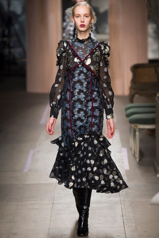 LONDON FASHION WEEK Erdem Fall 2016. www.imageamplified.com, Image Amplified (2)