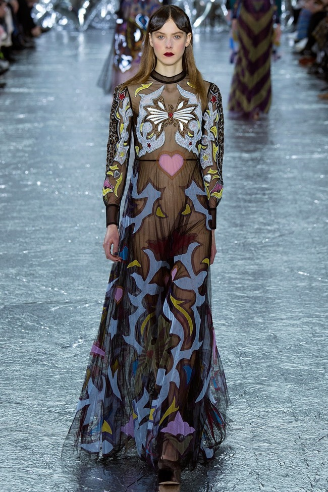 LONDON FASHION WEEK Mary Katrantzou Fall 2016. www.imageamplified.com, Image Amplified (37)