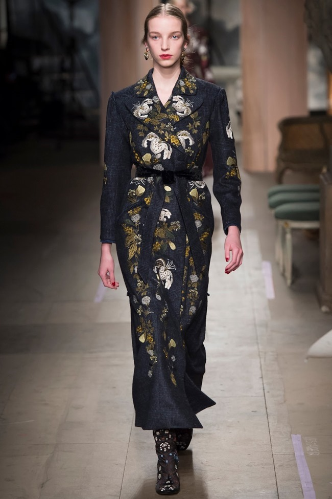 LONDON FASHION WEEK Erdem Fall 2016. www.imageamplified.com, Image Amplified (15)