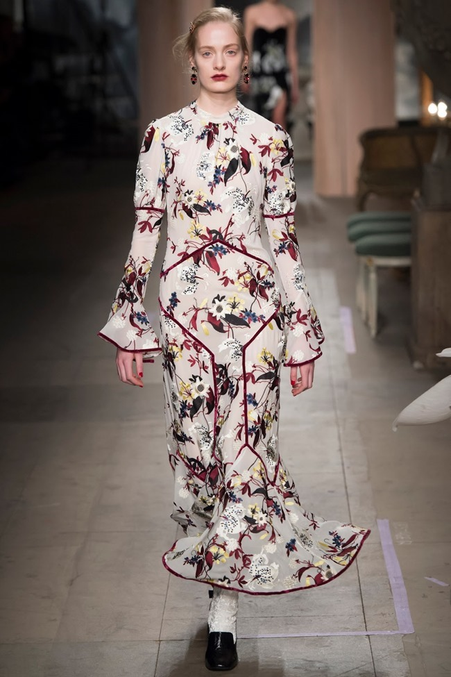 LONDON FASHION WEEK Erdem Fall 2016. www.imageamplified.com, Image Amplified (18)