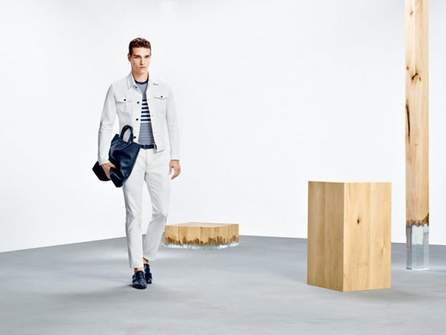 CAMPAIGN Alex Cunha for BOSS by Hugo Boss Spring 2016. www.imageamplified.com, Image Amplified (2)