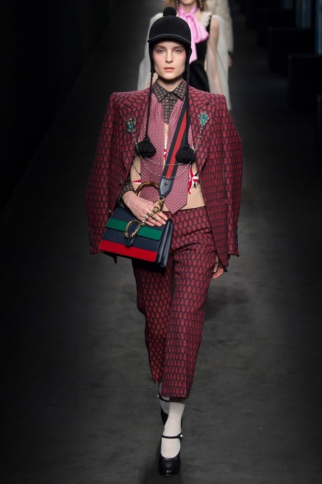 MILAN FASHION WEEK Gucci Fall 2016. www.imageamplified.com, Image Amplified (57)