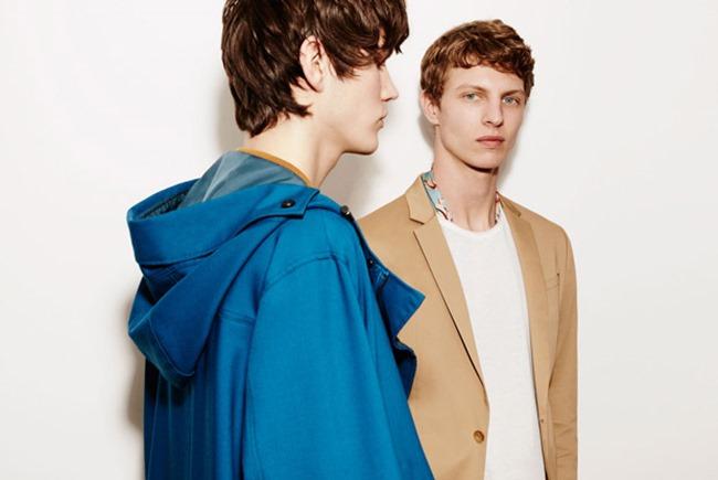 LOOKBOOK Tim Schuhmacher & Sam Rollinson for Zara Man Spring 2016. www.imageamplified.com, Image Amplified (2)