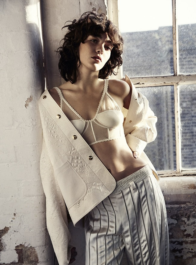 TELEGRAPH LUXURY Steffy Argelich by Marcus Ohlsson. Aurelia Donaldson, February 2016, www.imageamplified.com, Image amplified (3)