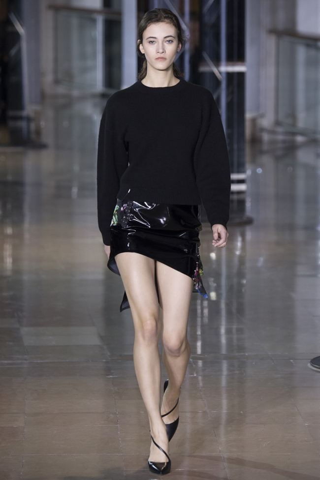 PARIS FASHIONW WEEK Anthony Vaccarello Fall 2016. www.imageamplified.com, Image Amplified (28)